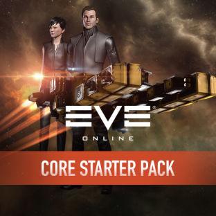 Eve Online - Core Starter Pack - wersja cyfrowa