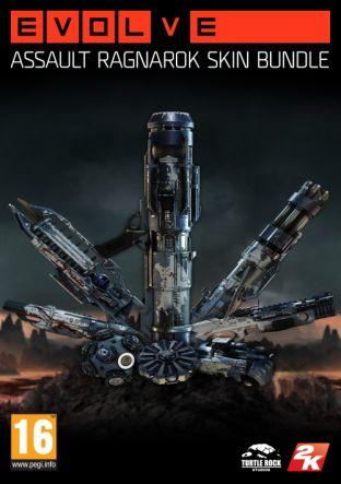 Evolve: Assault Ragnarok Skin Pack - DLC