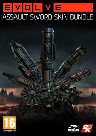 Evolve: Assault Sword Skin Pack - DLC