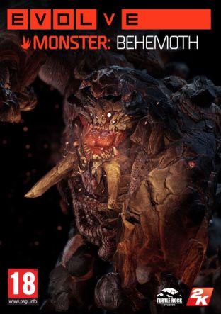 Evolve: Behemoth (Monster) – DLC