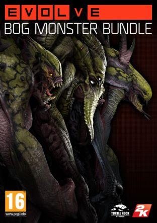 Evolve: Bog Monster Skin Pack - DLC