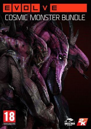 Evolve: Cosmic Monster Skin Pack - DLC