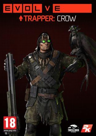 Evolve: Crow (Fourth Trapper Hunter) – DLC