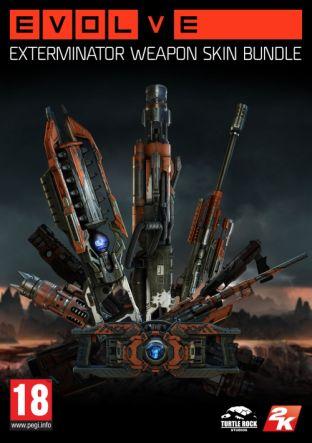 Evolve: Exterminator Weapon Skin Bundle – DLC
