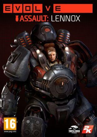 Evolve: Lennox (Fifht Assault Hunter) - DLC