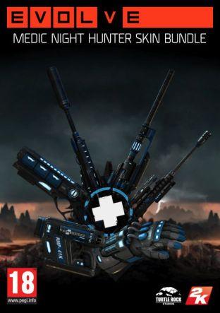 Evolve: Medic Night Hunter Pack - DLC