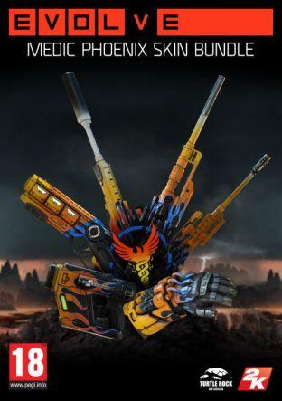 Evolve: Medic Phoenix Skin Pack - DLC