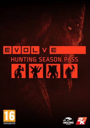 Evolve - Hunting Season Pass