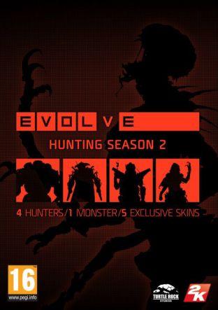 Evolve - Hunting Season Pass 2