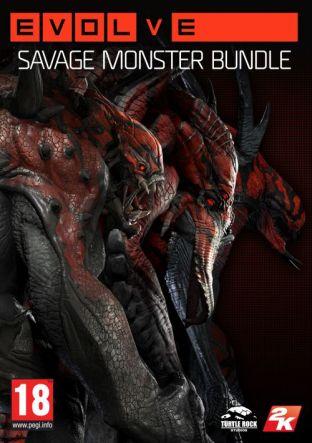 Evolve: Savage Monster Skin Pack - DLC