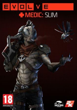Evolve: Slim (Fourth Medic Hunter) – DLC