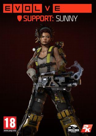 Evolve: Sunny (Fourth Support Hunter) – DLC