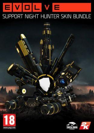 Evolve: Support Night Hunter Pack - DLC
