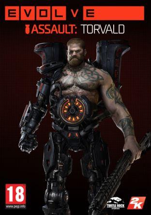 Evolve: Torvald (Fourth Assault Hunter) – DLC