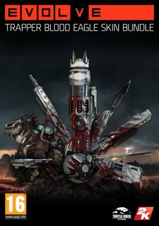 Evolve: Trapper Blood Eagle Skin Pack - DLC