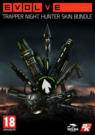 Evolve: Trapper Night Hunter Pack - DLC