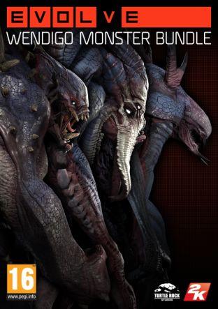 Evolve: Wendigo Monster Skin Pack - DLC