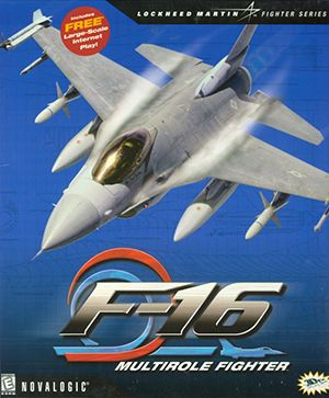 F-16 Multirole Fighter - wersja cyfrowa