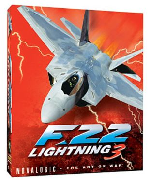F-22 Lightning 3 - wersja cyfrowa