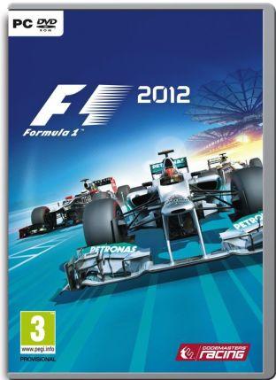 F1 2012 - wersja cyfrowa