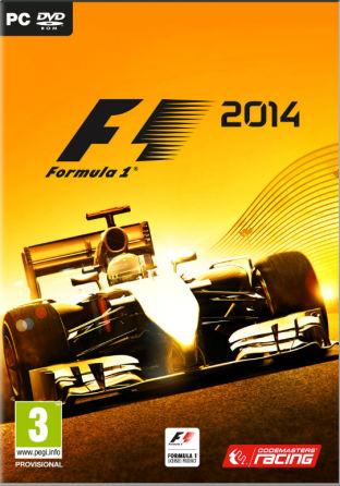 F1 2014 - wersja cyfrowa