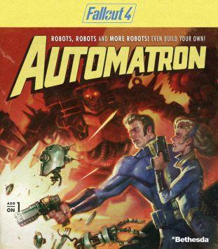 Fallout 4: Automatron - DLC - wersja cyfrowa