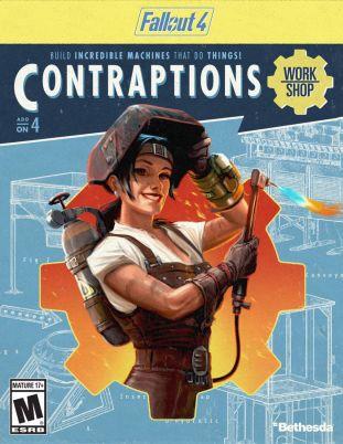 Fallout 4: Contraptions Workshop - DLC