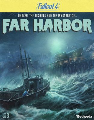 Fallout 4: Far Harbor - DLC