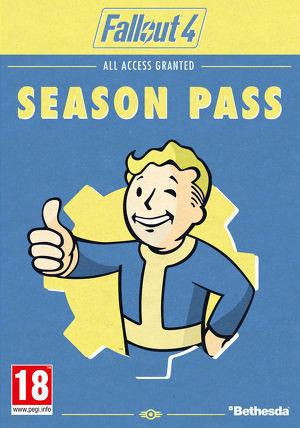 Fallout 4 - Season Pass - wersja cyfrowa