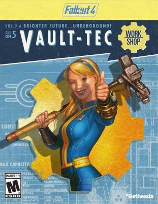 Fallout 4: Vault-Tec Workshop PL - DLC