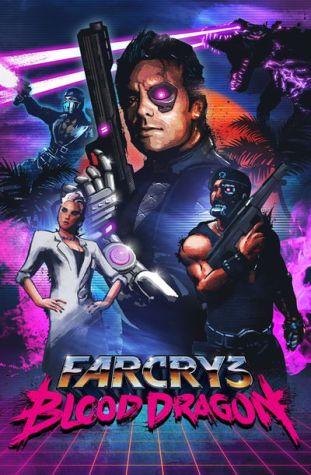 Far Cry 3 - Blood Dragon - wersja cyfrowa