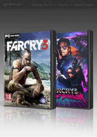 Far Cry 3: Digital Deluxe Edition + Far Cry 3: Blood Dragon - wersja cyfrowa
