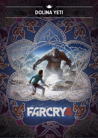 Far Cry 4: Dolina Yeti - DLC