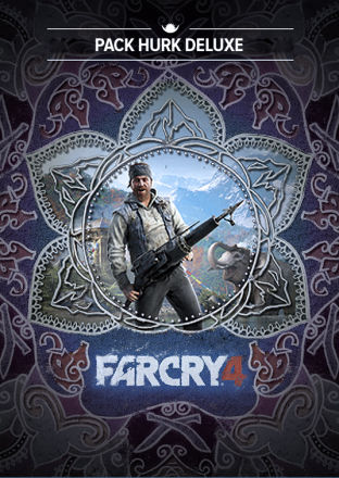 Far Cry 4: Hurk Deluxe Pack - wersja cyfrowa