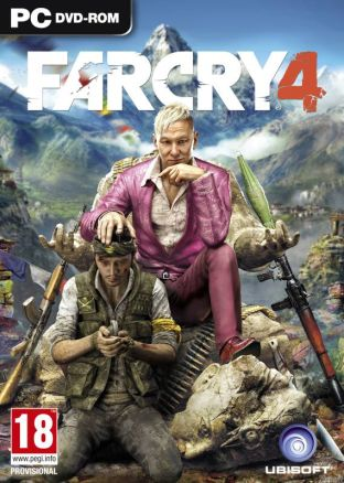 Far Cry 4 - Standard Edition - wersja cyfrowa