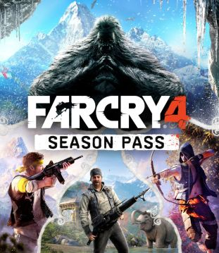 Far Cry 4 - Season Pass - wersja cyfrowa