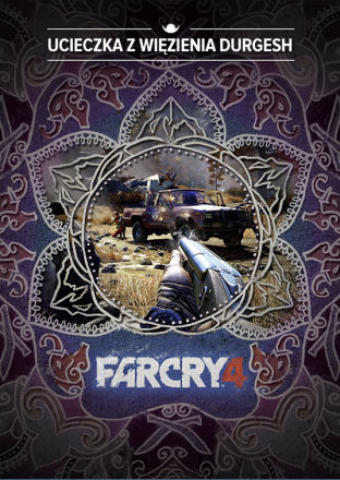 Far Cry 4 DLC #1: Escape from Durgesh Prison - wersja cyfrowa
