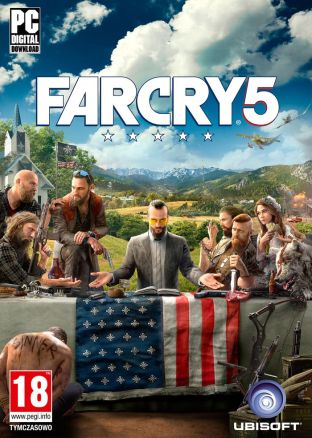 Far Cry 5 - Gold Edition - wersja cyfrowa