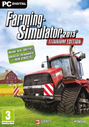 Farming Simulator 2013 - Titanium Edition - wersja cyfrowa