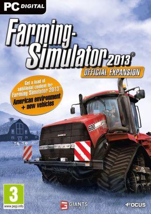 Farming Simulator 2013 - Official Expansion - wersja cyfrowa