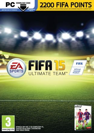 FIFA 15 - FIFA Ultimate Team 2200 Points