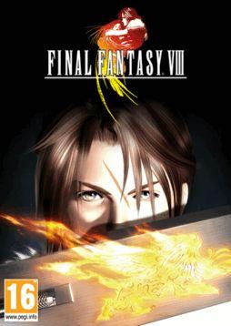 Final Fantasy VIII - wersja cyfrowa