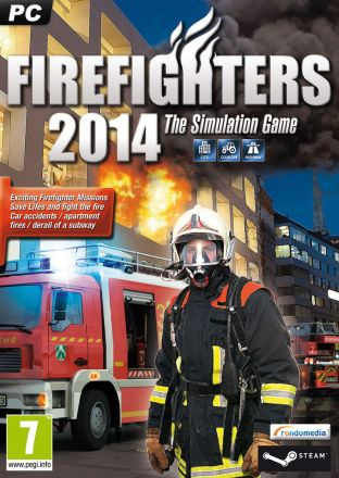 Firefighters 2014 - The Simulation Game - wersja cyfrowa