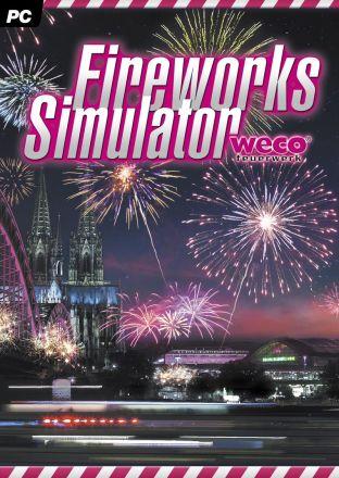 Fireworks Simulator - wersja cyfrowa