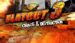 FlatOut 3: Chaos and Destruction - wersja cyfrowa