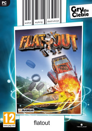 Flatout - wersja cyfrowa