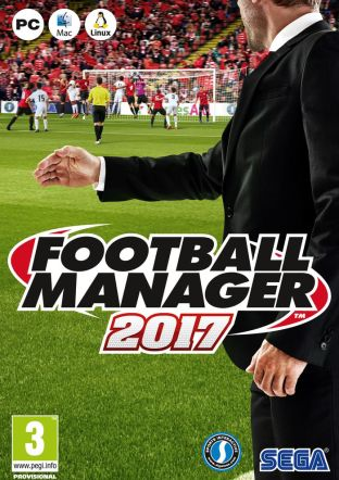 Football Manager 2017 (PC/MAC/LX) - wersja cyfrowa