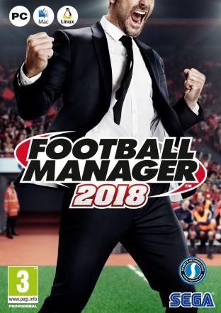 Football Manager 2018 - wersja cyfrowa