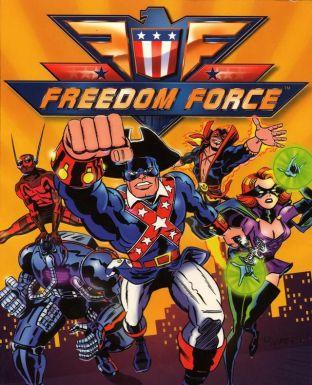 Freedom Force - wersja cyfrowa