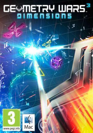 Geometry Wars 3: Dimensions (MAC) - wersja cyfrowa